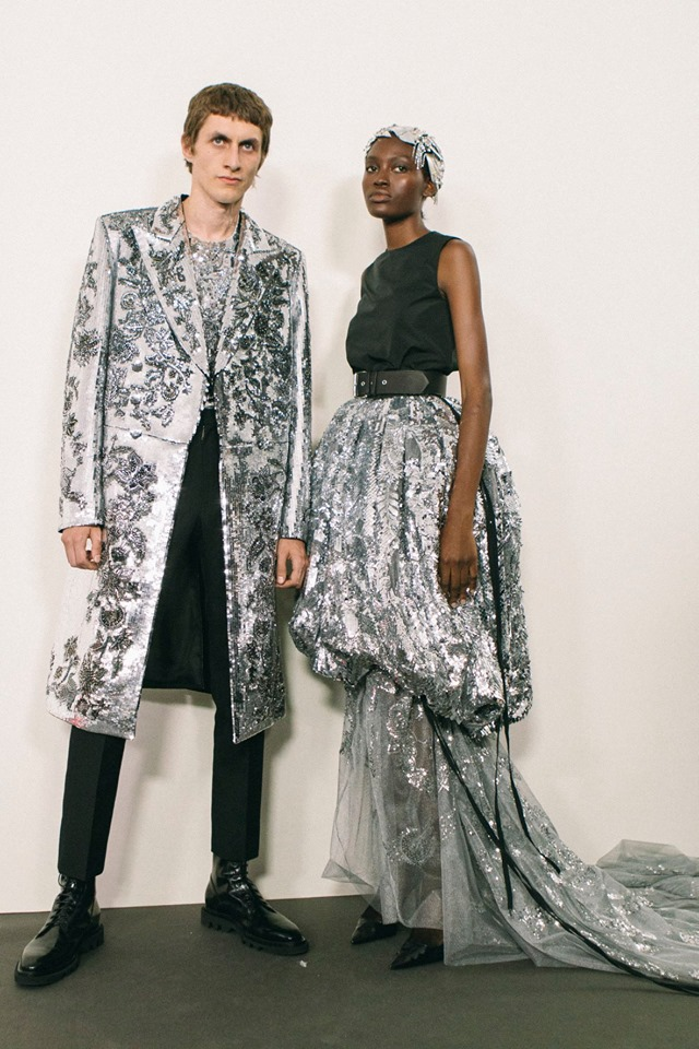 Backstage at the Givenchy Haute Couture Fall Winter 2019 show by Clare Waight Keller-01