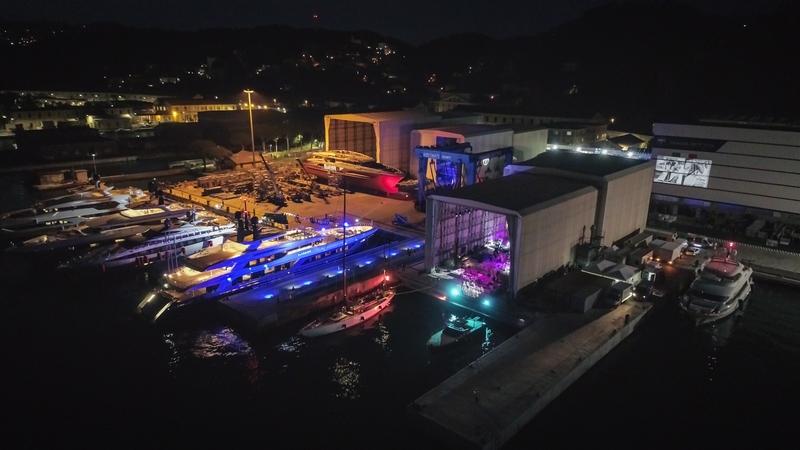 Baglietto Unveils Its New Stunning 55-meter Superyacht Severins-2019-02