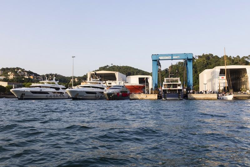 Baglietto Unveils Its New Stunning 55-meter Superyacht Severins-2019-07
