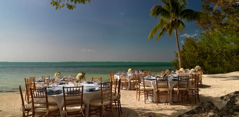 Baker's Cay Resort Key Largo, Curio Collection by Hilton - dining scene