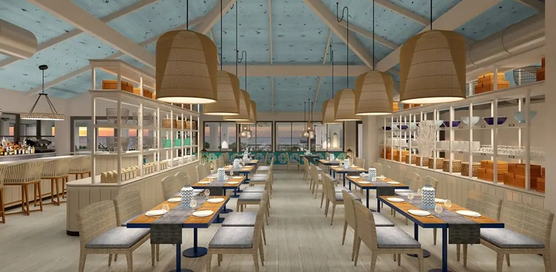 Baker's Cay Resort Key Largo, Curio Collection by Hilton - dining