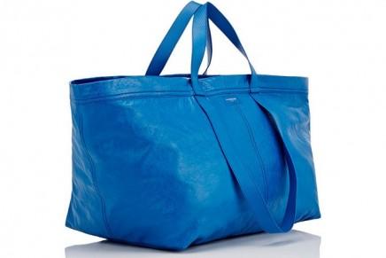 Flat-pack fashion: Ikea takes swipe at Balenciaga's $2,150 shopping bag