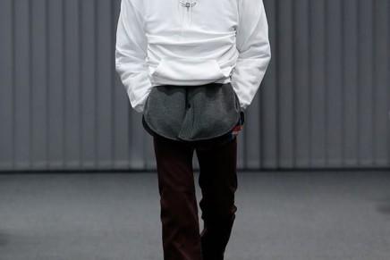Balenciaga sitting pretty with work ethic inspiration at Paris show
