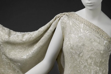 V&A makes case for the rebellious beauty of Balenciaga