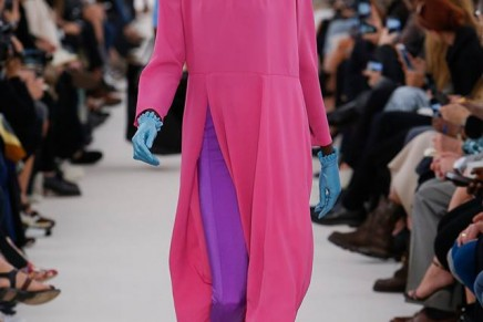 Paris fashion week: six trends to know