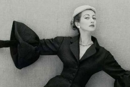 """Balenciaga, l'oeuvre au noir / A tribute to """"the most Couture of Couturiers"""""""