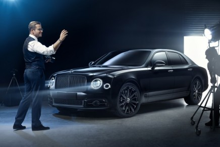 A Dark Signature: The Bamford Mulsanne