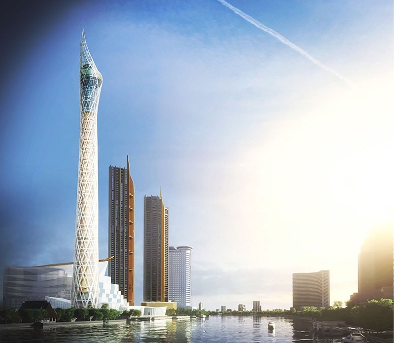 Bangkok to get 459-metre city observation tower-