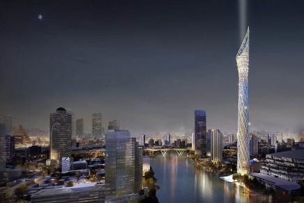 Bangkok to get the tallest observation tower in Southeast Asia and one of the world's tallest towers