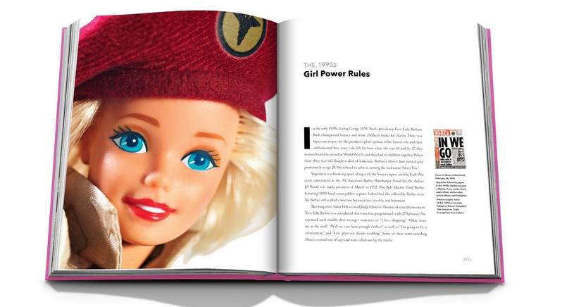 Barbie at 60 by Assouline - girl power rules