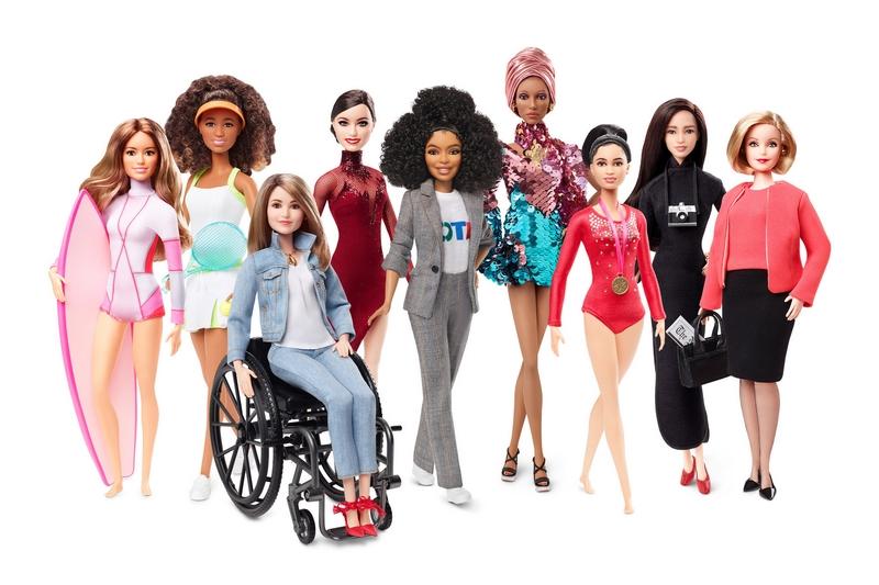 Barbie at 60 - personalities