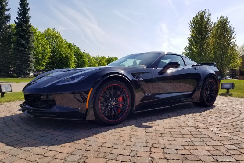 Barrett-Jackson and GM to Auction the Last Production C7 Corvette