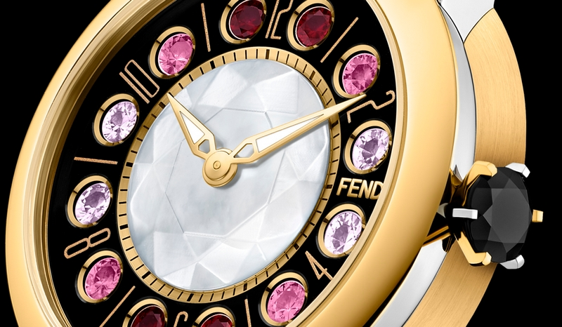 Baselworld 2017 Fendi IShine collection of feminine watches