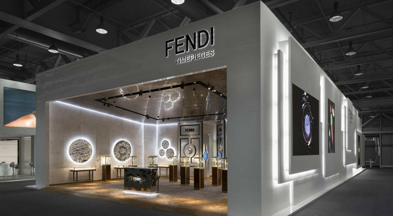 Baselworld 2017 Fendi unveils IShine collection-