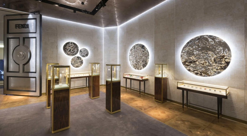 Baselworld 2017 Fendi unveils IShine collection
