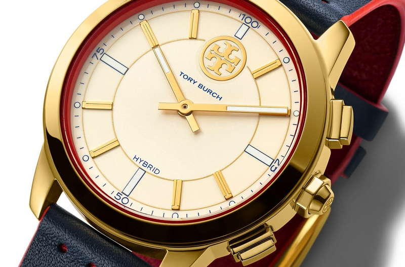 Baselworld 2017 - Tory Burch Collins Hybrid Smartwatch-
