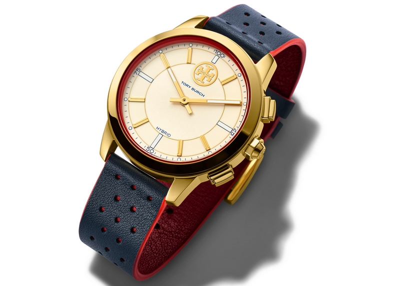Baselworld 2017 - Tory Burch Collins Hybrid Smartwatch