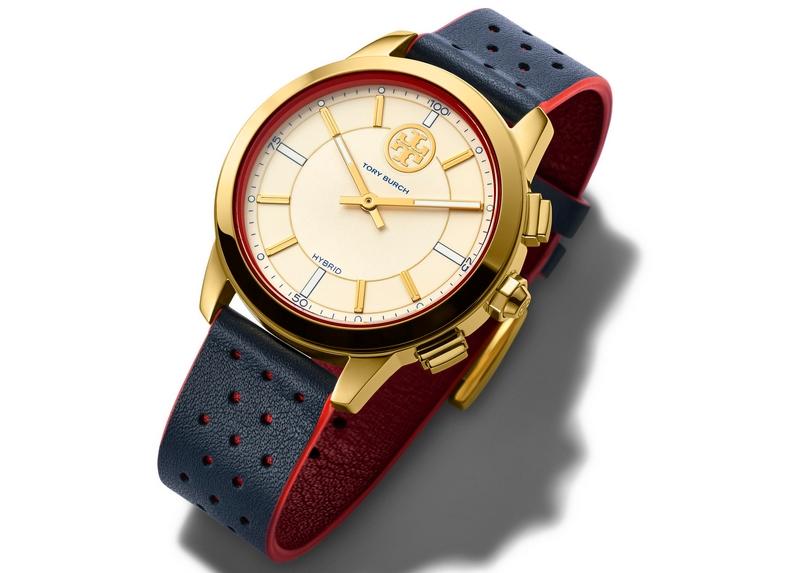 Baselworld 2017 - Tory Burch Collins Hybrid Smartwatch