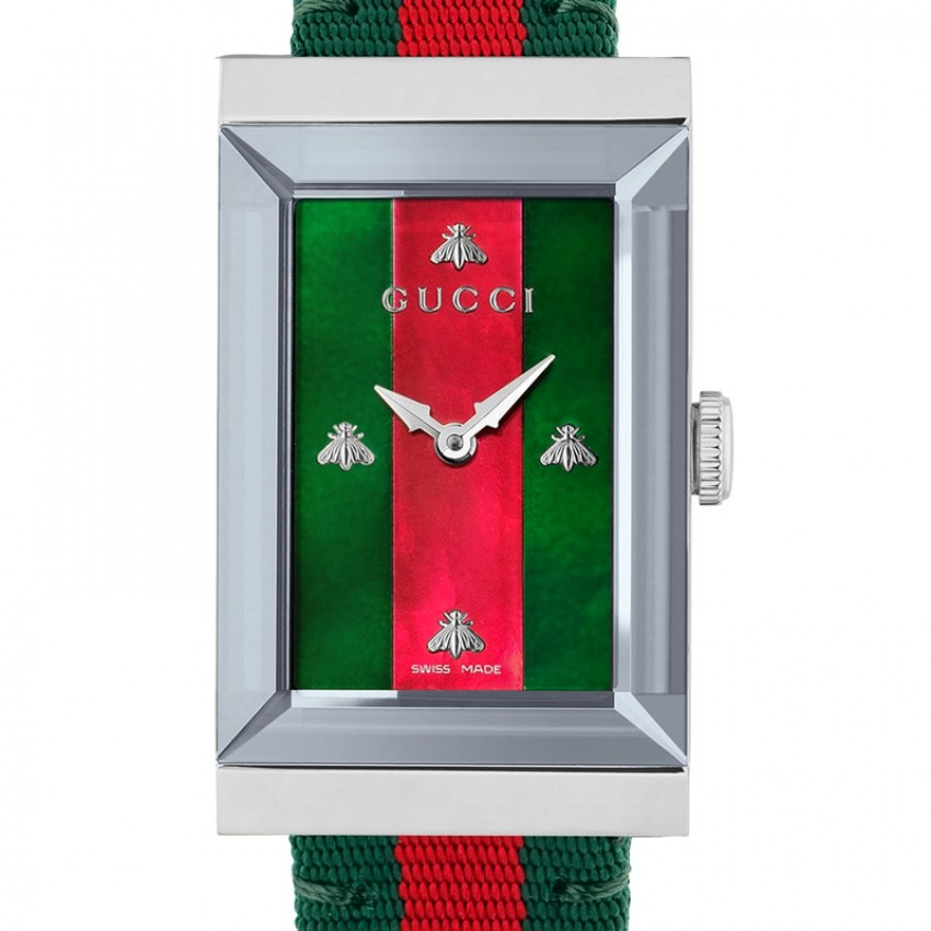 Baselworld 2018 -GUCCI G-FRAME watch-version 2