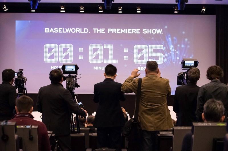 Baselworld 2018 pressconference