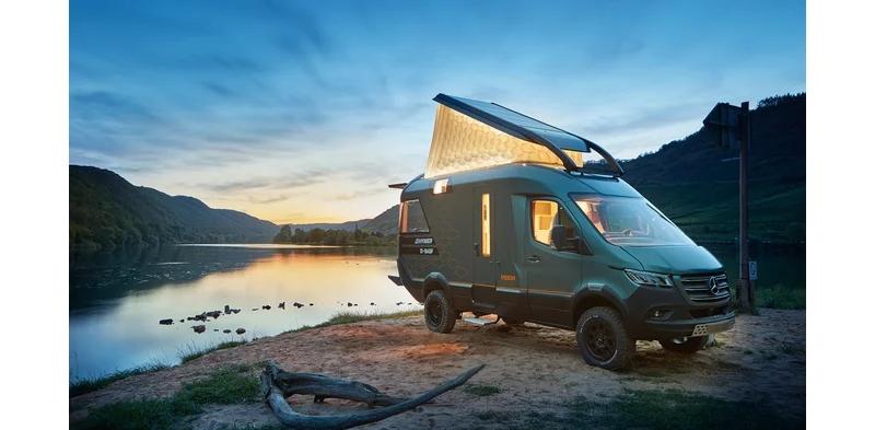 Basf x Hymer Concept Van 2019