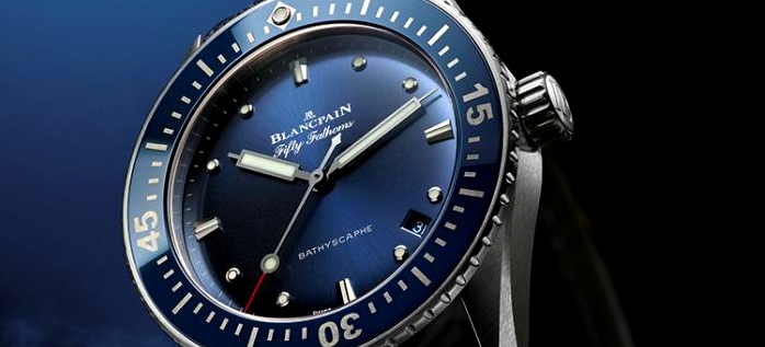 Bathyscaphe welcomes a new addition to the family-2017 Baselworld-