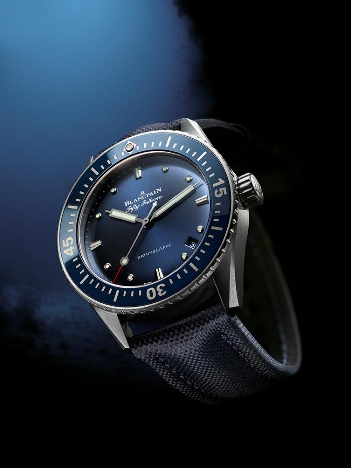 Bathyscaphe welcomes a new addition to the family-2017 Baselworld