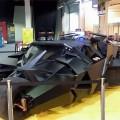Batman loaned his infamous #batmobile to #MEFCC this year