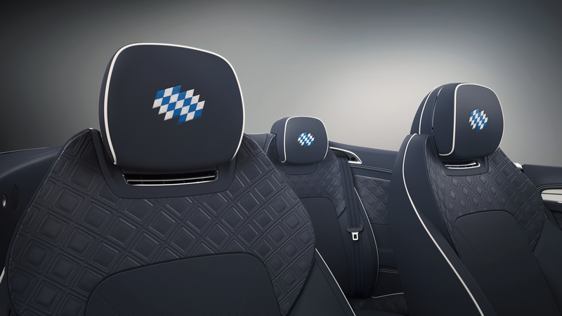 Bavarian Edition by Mulliner-seats