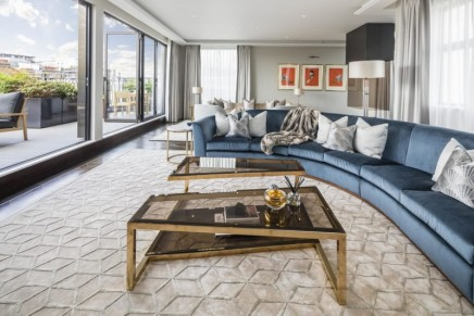 Be Inspired by Award-Winning Mayfair Penthouse