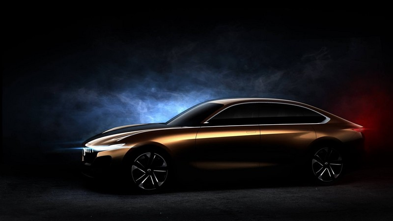 Beijing Auto Show 2018- Electric cars designed by Pininfarina