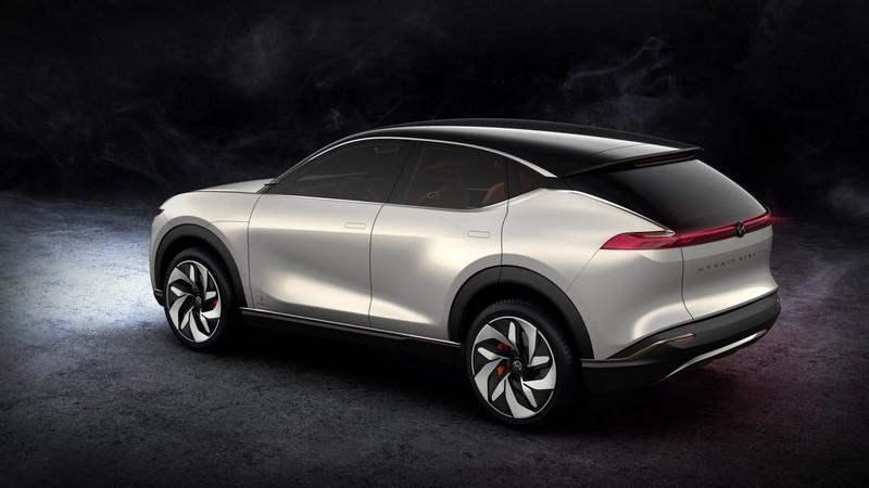 Beijing Auto Show 2018 - SUV K350 designed by Pininfarina