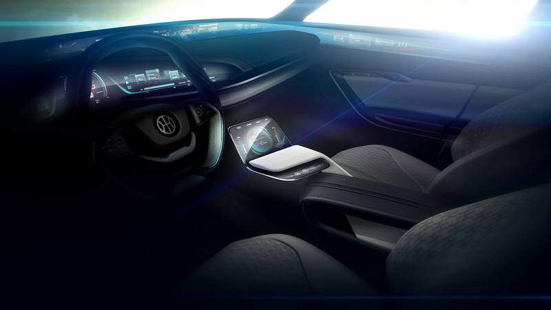 Beijing Auto Show 2018- designed by Pininfarina electric vehicles collection