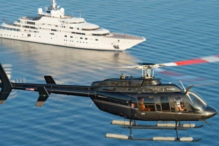 Bell Helicopter at MYS 2017 is Elevating to A New Level of Luxury