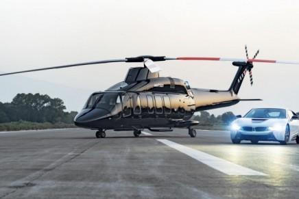 Bell Helicopter's flagship 525 Relentless offers the quietest ride of any VIP helicopter