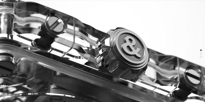 Bell & Ross BR-X1 Chronograph Tourbillon Sapphire watch details