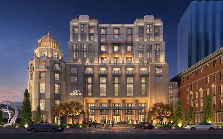 Bellagio Shanghai- the sibling hotel to the renowned Bellagio Towers in Las Vegas