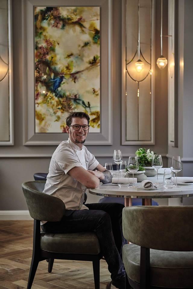 Belmond Cadogan Hotel London-chef Adam Handling