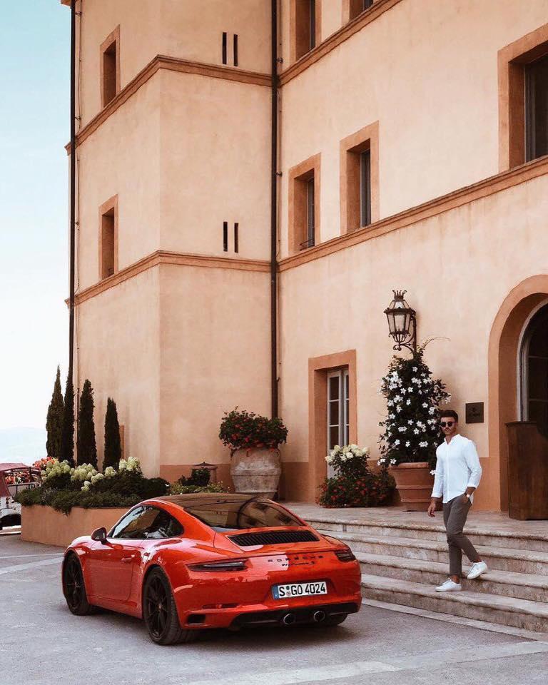 Belmond Castello di Casole -Explore Tuscany in style