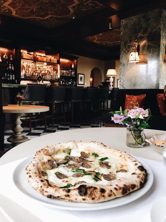 Belmond Castello di Casole photos - Have you ever tried the gourmet pizzas