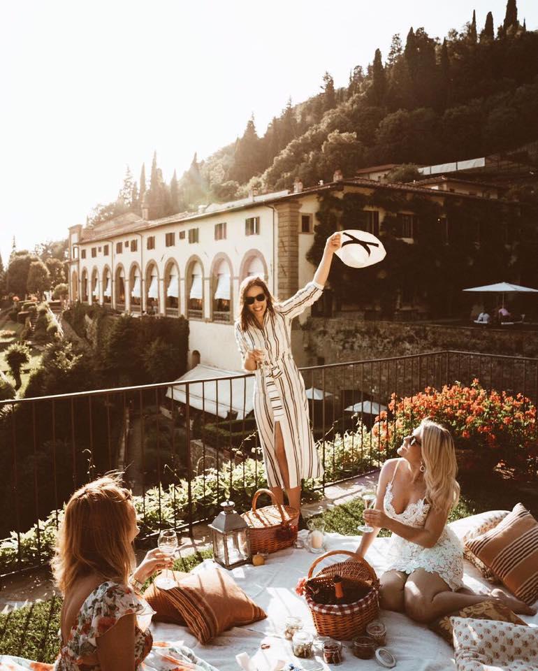 Belmond Villa San Michele - Picnic Aperitivo