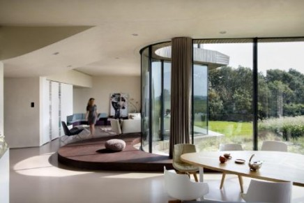 The'homes of the future' are increasingly becoming a reality: The W.I.N.D. House by Ben van Berkel / UNStudio
