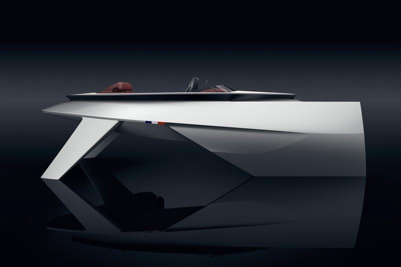 Beneteau Peugeot Sea Drive Concept 002