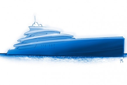 Benetti Project Fenestra to expresses the owner's passion for family, fitness and well-being