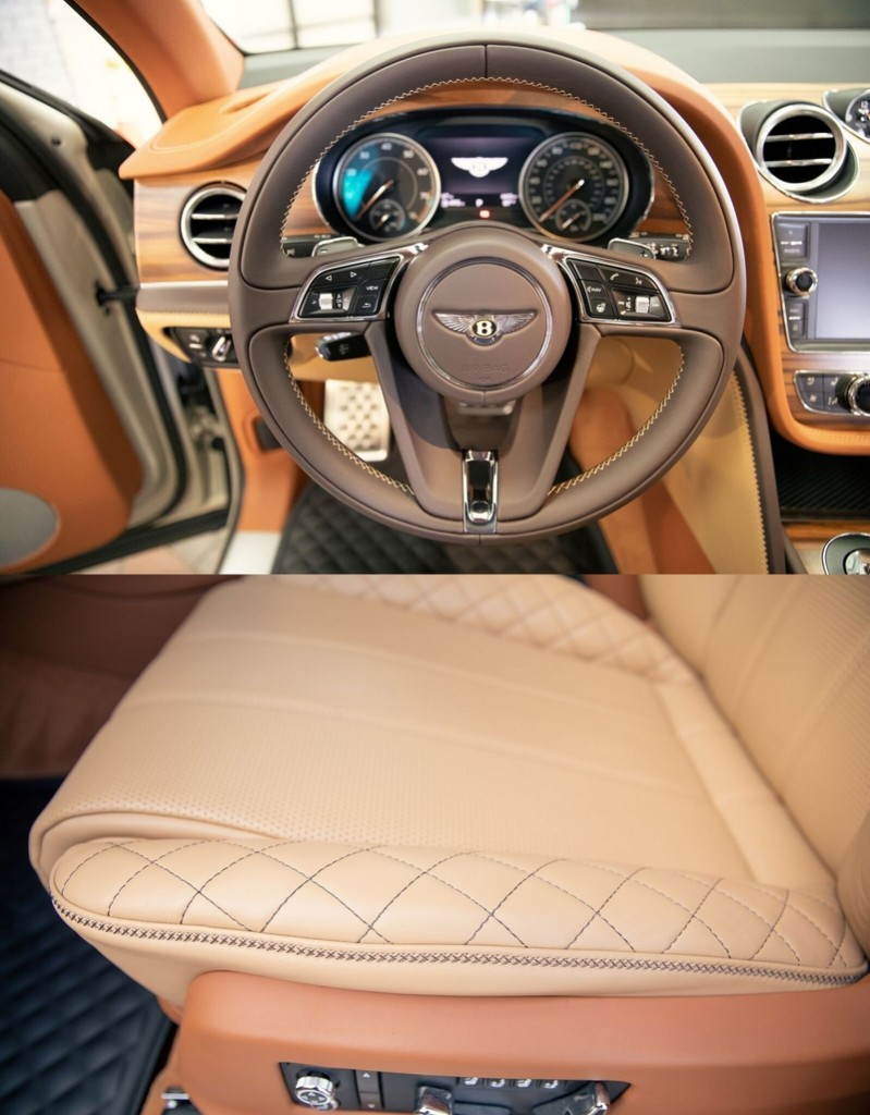 Bentayga Stetson Special Edition - a timeless vehicle for discerning Western enthusiasts -2019-