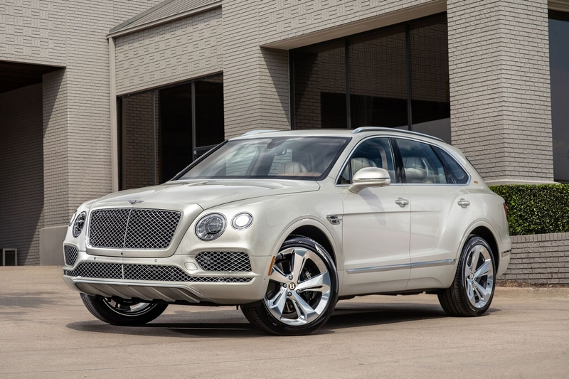 Bentayga Stetson Special Edition - a timeless vehicle for discerning Western enthusiasts 2019
