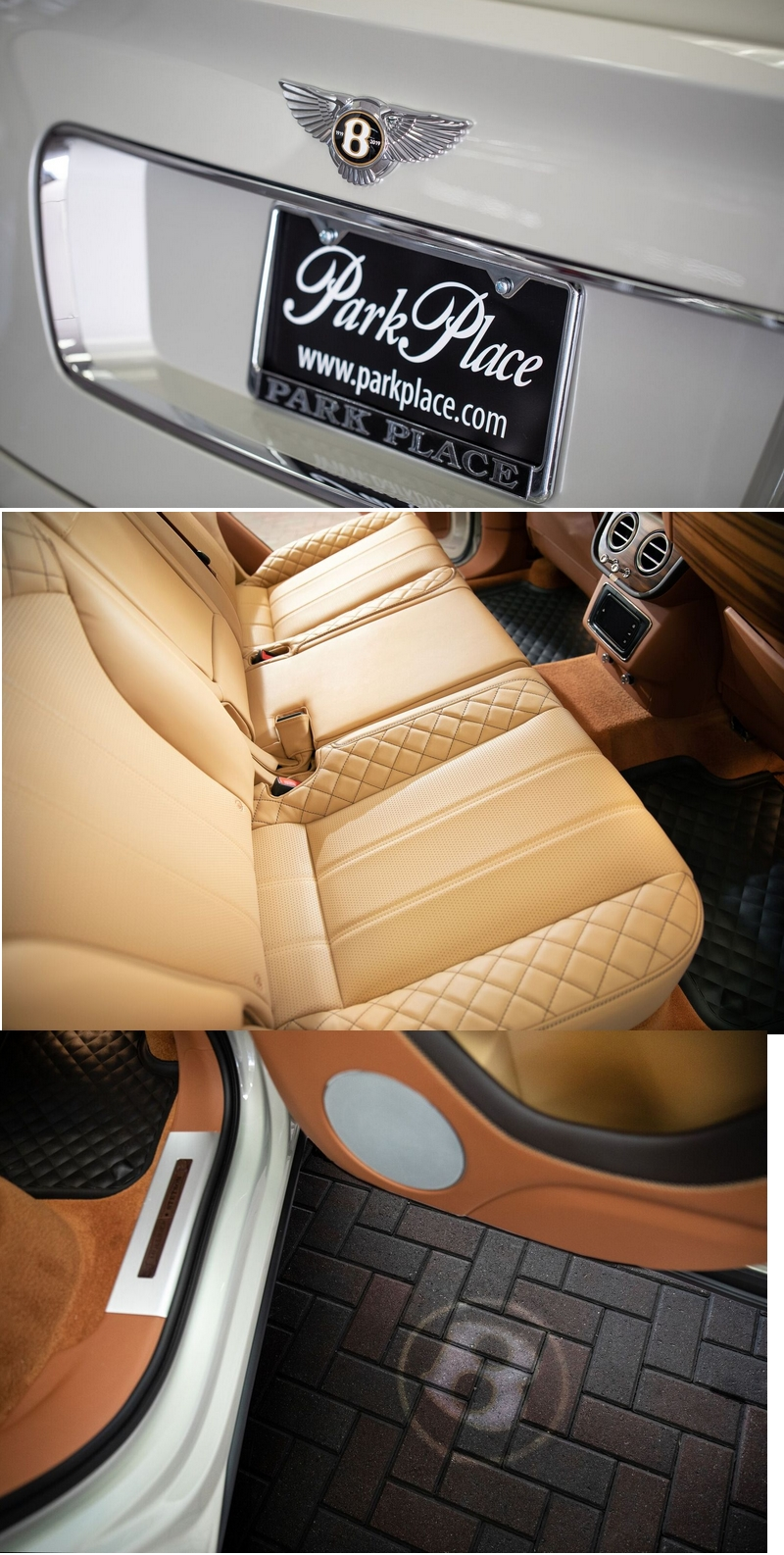 Bentayga Stetson Special Edition - details 2019-