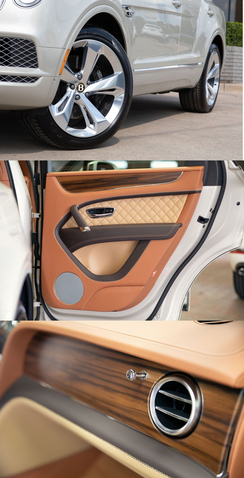 Bentayga Stetson Special Edition - details 2019