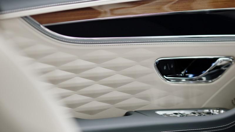Bentley 2019 Flying Spur 3D Leather