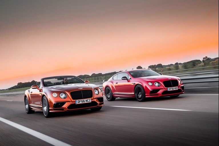 Bentley COUPE_AND_CONVERTIBLE